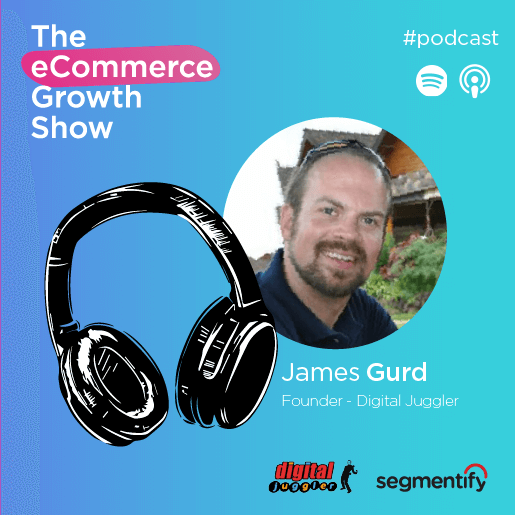James Gurd, Founder of Digital Juggler, shares his expertise on all things replatforming!