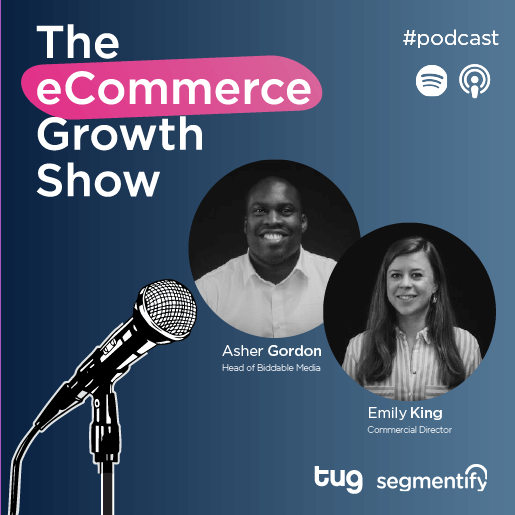 Emily and Asher from Tug discuss how to use paid media to increase acquisition and retention!