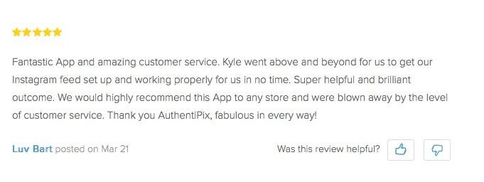 AuthentiPix - review
