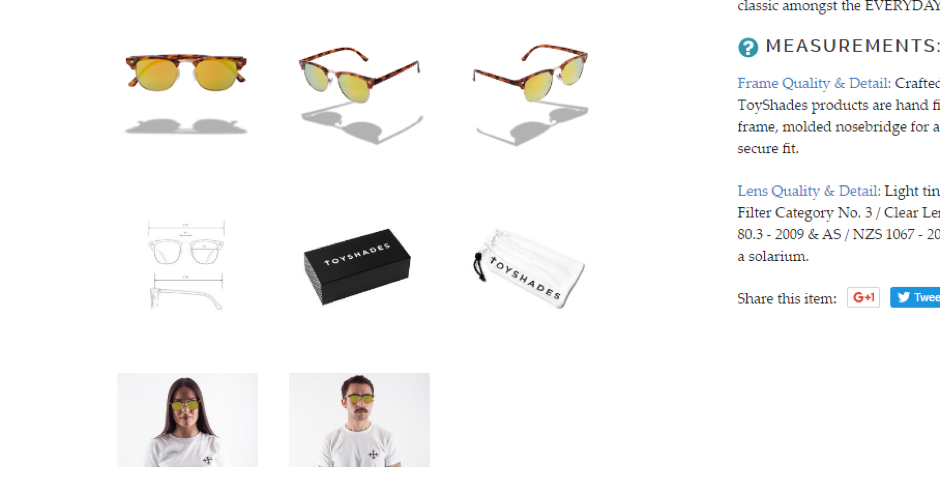Mix Up Product Images
