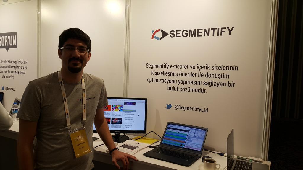 Webrazzi_Segmentify_Booth