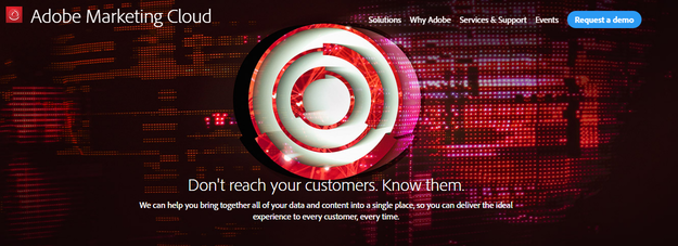 adobe marketing cloud CRO tool