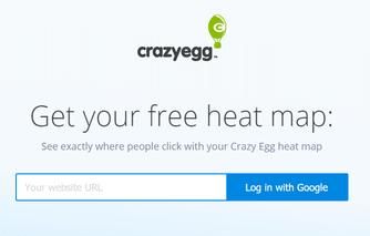 crazyegg CRO tool