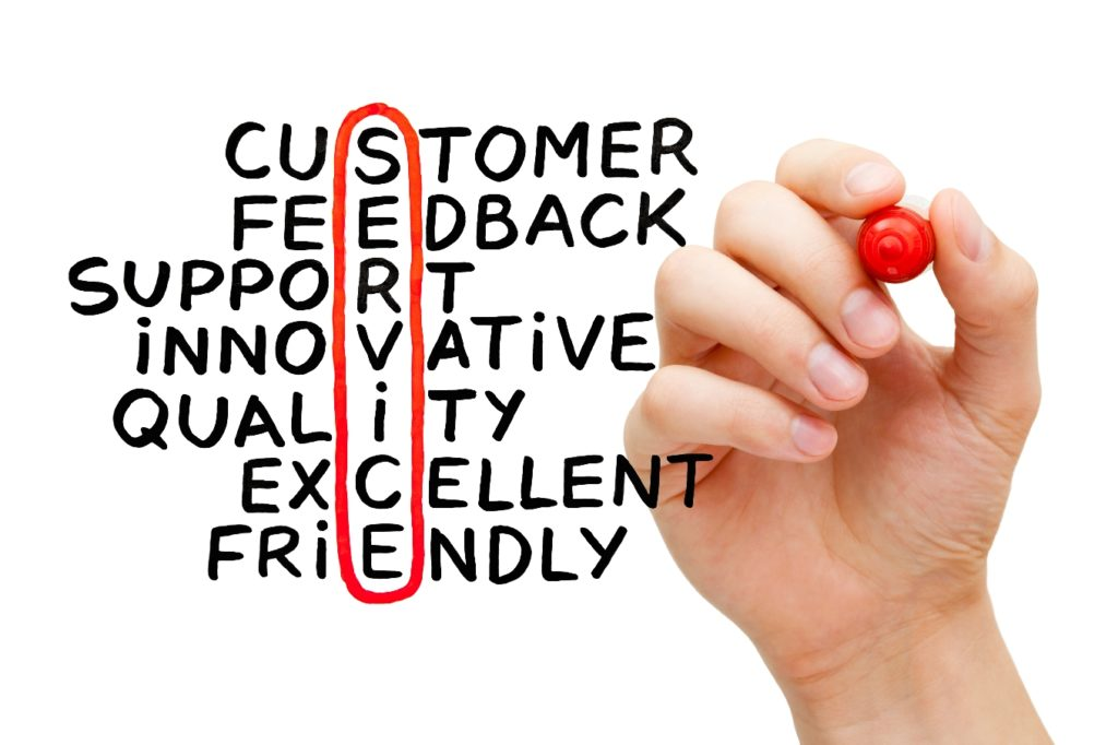 Customer Service - Increase Conversion Rate