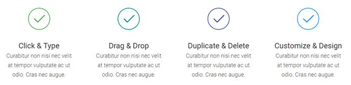 divi landing page template