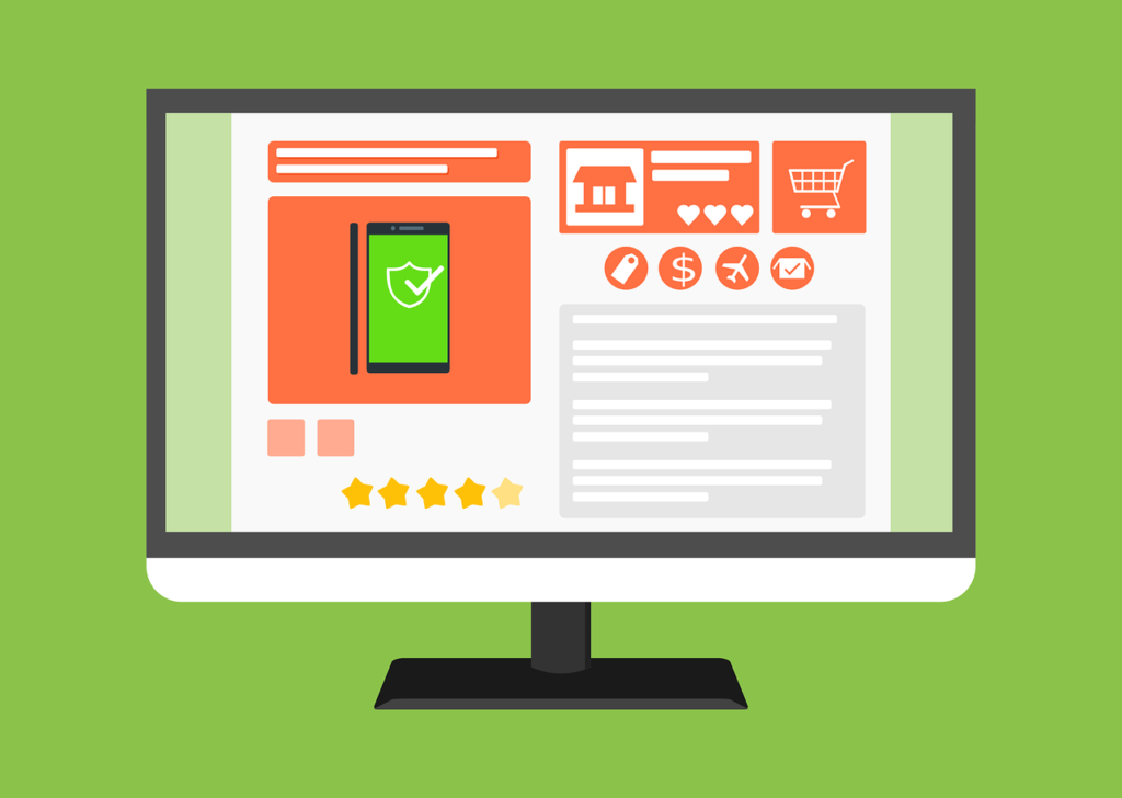 product description on product page which has a crucial effect on your average conversion rate