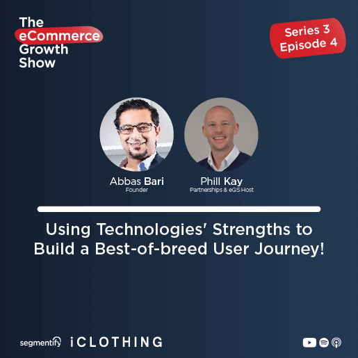 Using Technologies' Strengths to Build a Best-of-breed User Journey!