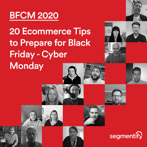 20 Ecommerce Tips to Prepare for Black Friday – Cyber Monday
