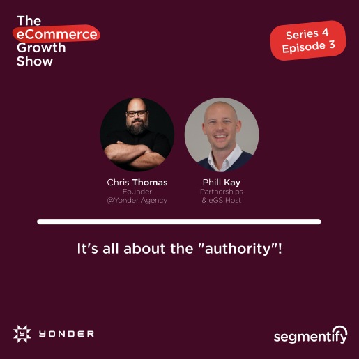 "It's all about the ""authority""! – Chris Thomas"