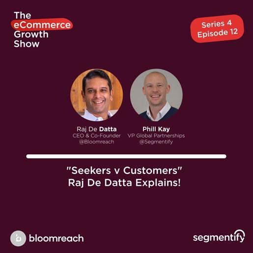 """""""Seekers v Customers"""", Raj De Datta Explains! – Raj De Datta"""