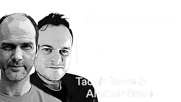 What is the 'Apex' B2B Accelerator all about?!! - Alastair Brodie - Tadgh Bowe
