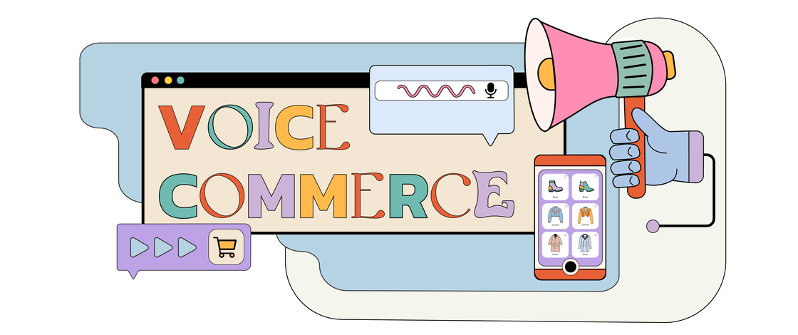 Online Shopping's Future Trend: Voice Commerce
